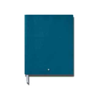 Montblanc Notizblock Fine Stationery Sketch Book #149 Petrol Blue 119487