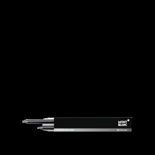 Montblanc Sketch Pen Minen HB, 5,5 mm, 2 Stück 111755