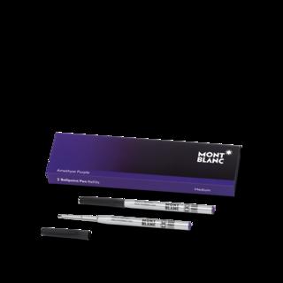 Montblanc Kugelschreiberminen (M) Amethyst Purple 116218