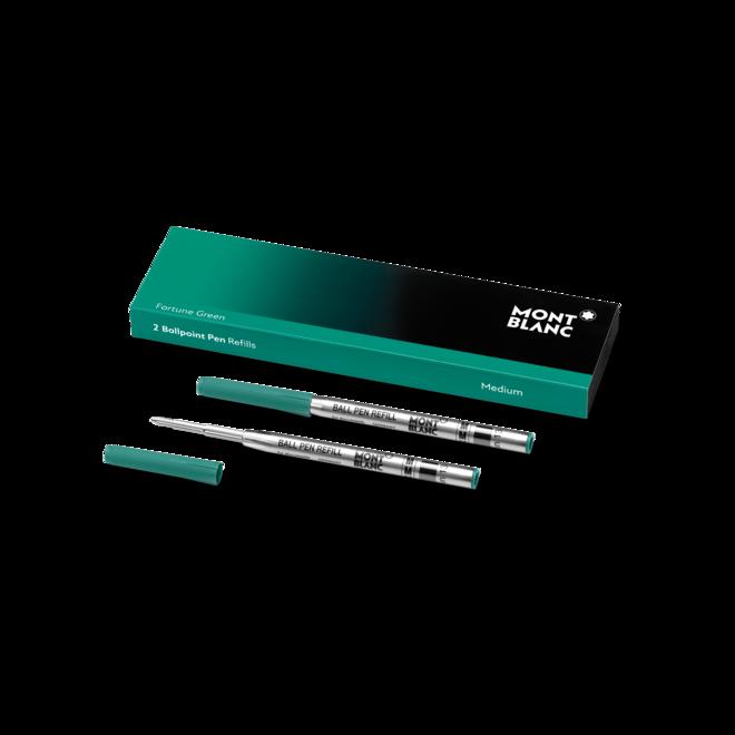 Kugelschreiberminen Montblanc (M) Fortune Green bei Brogle