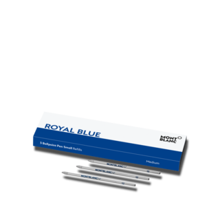 Montblanc Kugelschreiberminen (M) Royal Blue 124495