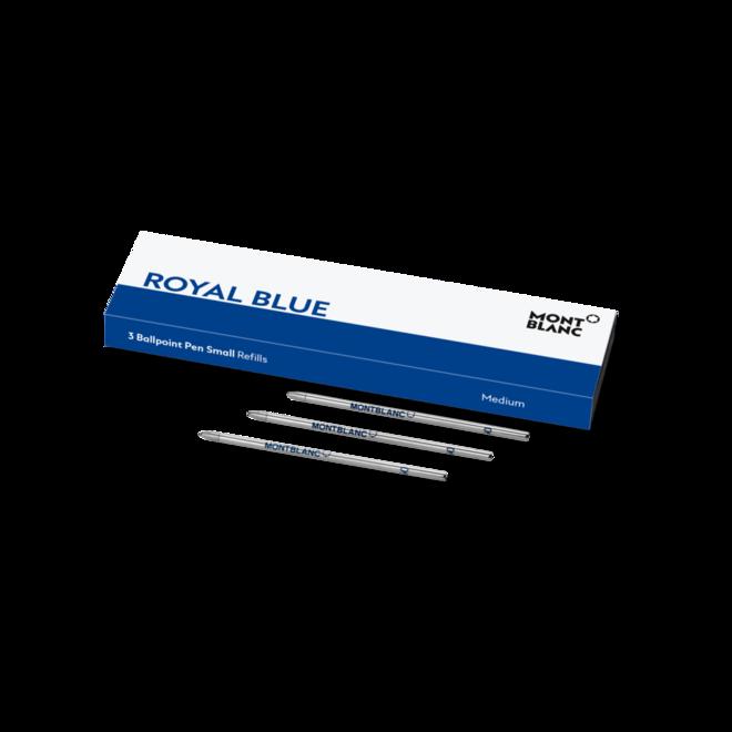 Kugelschreiberminen Montblanc (M) Royal Blue bei Brogle