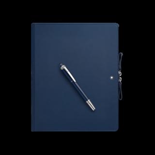 Montblanc Augmented Paper mit StarWalker Blue Planet Kugelschreiber 127039