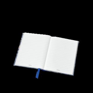 Montblanc Notizblock Notebook #146 Marble Effect Paper Blue 125915