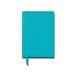 Montblanc Notizblock Notebook #146, Maya Blue 119493