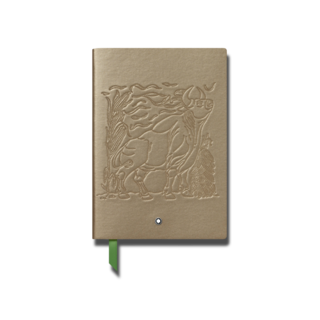 Montblanc Notizblock Notebook #146, The Legend of Zodiacs, The Ox 125894