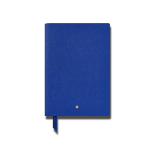 Montblanc Notizblock Notebook #146, Ultramarine 119491