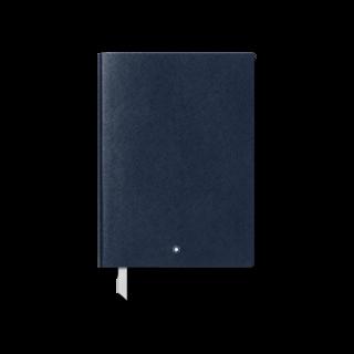 Montblanc Notizblock Notebook #163 Indigo 126124