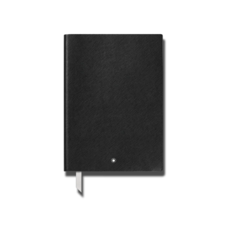 Montblanc Notizblock Notebook #163, Black 126123