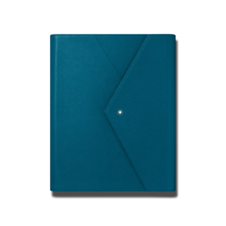 Montblanc Augmented Paper Sartorial Petrol Blue 125322