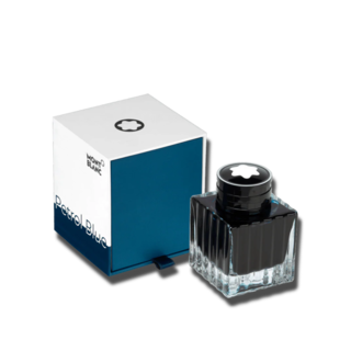 Montblanc Tintenfass Tintenfass 50 ml, Colour of the Year, Petrol Blue 119569