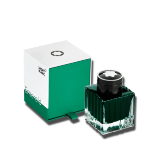 Montblanc Tintenfass Tintenfass 50 ml, Emerald Green 118124
