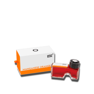 Montblanc Tintenfass Tintenfass, Manganese Orange 60 ml 119568