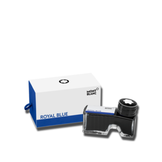 Montblanc Tintenfass Tintenfass, Royal Blue 105192