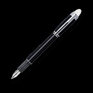 Montblanc Füllfederhalter Starwalker Platinum-Plated Resin Füllfederhalter 8482