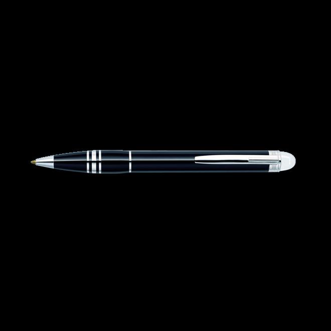 Kugelschreiber Montblanc Starwalker Platinum-Plated Resin Kugelschreiber aus Edelharz