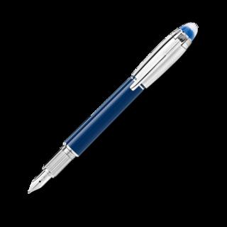 Montblanc Füllfederhalter StarWalker Blue Planet Doué, F 125272