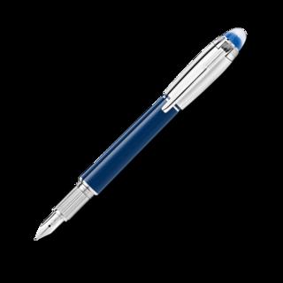 Montblanc Füllfederhalter StarWalker Blue Planet Doué, M 125259