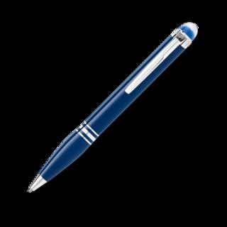 Montblanc Kugelschreiber StarWalker Blue Planet Precious Resin 125292