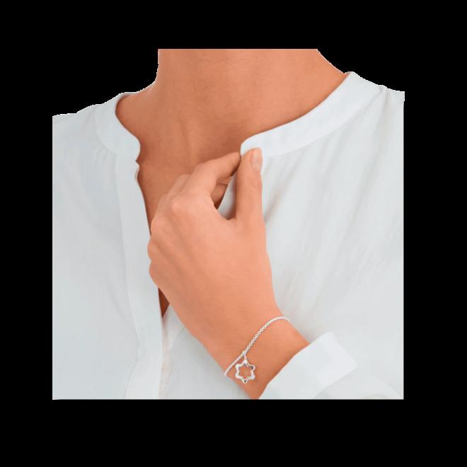 Armband Montblanc 4810 Classic aus 925 Sterlingsilber bei Brogle