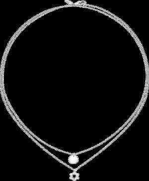 Halskette mit Anhänger Montblanc 4810 aus 925 Sterlingsilber