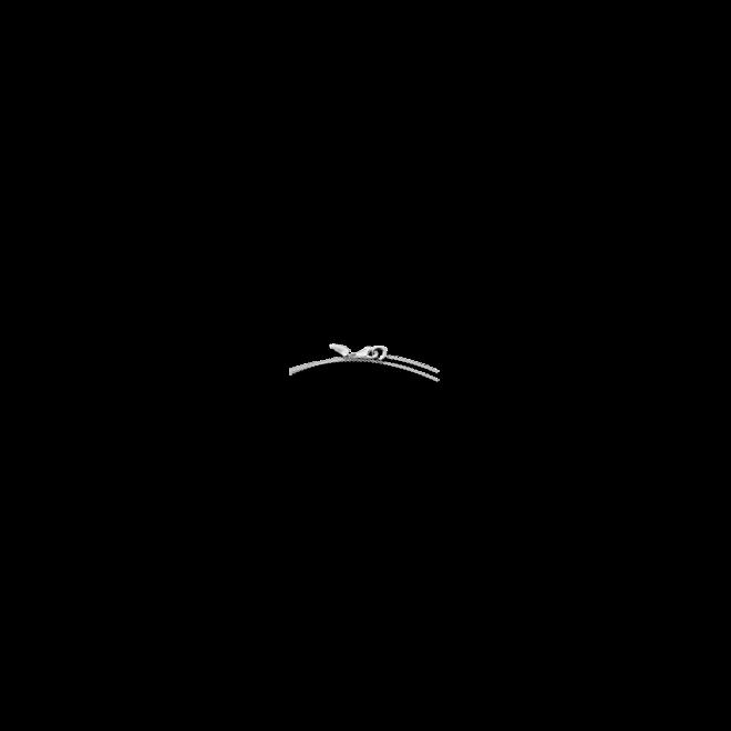 Halskette mit Anhänger Montblanc 4810 aus 925 Sterlingsilber bei Brogle