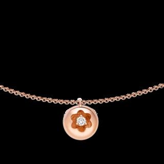 Montblanc Halskette mit Anhänger 4810 Signet 116671