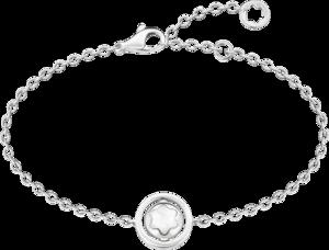 Armband Montblanc aus 925 Sterlingsilber mit 1 Perlmutt