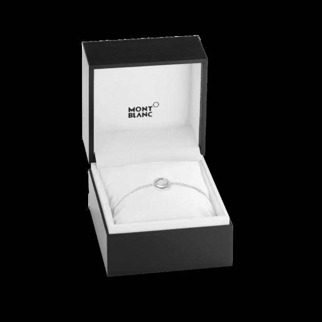 Armband Montblanc aus 925 Sterlingsilber mit 1 Perlmutt bei Brogle