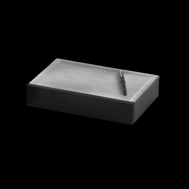 Business Set Montblanc Box aus Leder für 8 Schreibgeräte aus Kalbsleder bei Brogle
