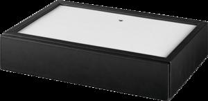 Business Set Montblanc Box aus Leder für 8 Schreibgeräte aus Kalbsleder