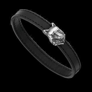 Montblanc Armband mit Wolfskopf 12379068