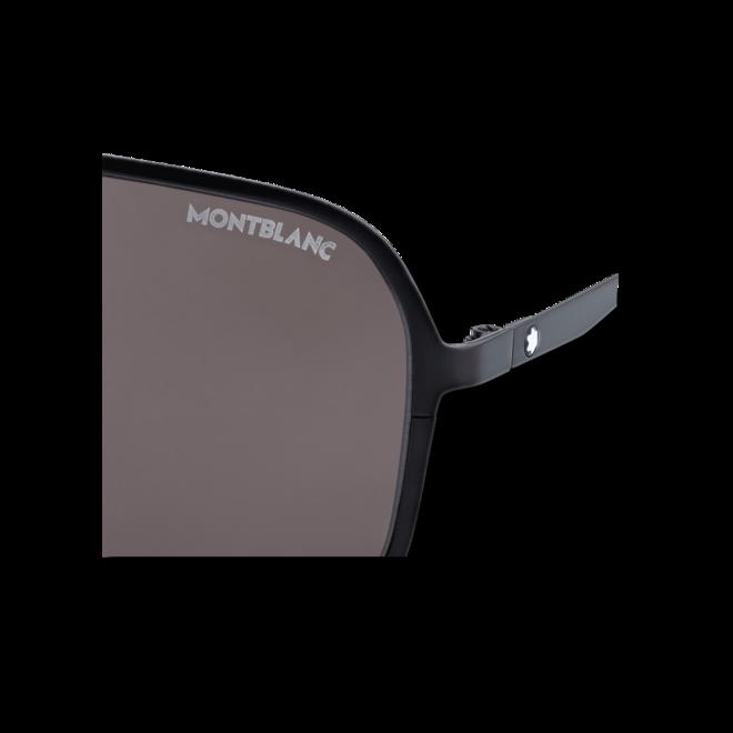 Sonnenbrille Montblanc aus Edelstahl und Kunststoff bei Brogle