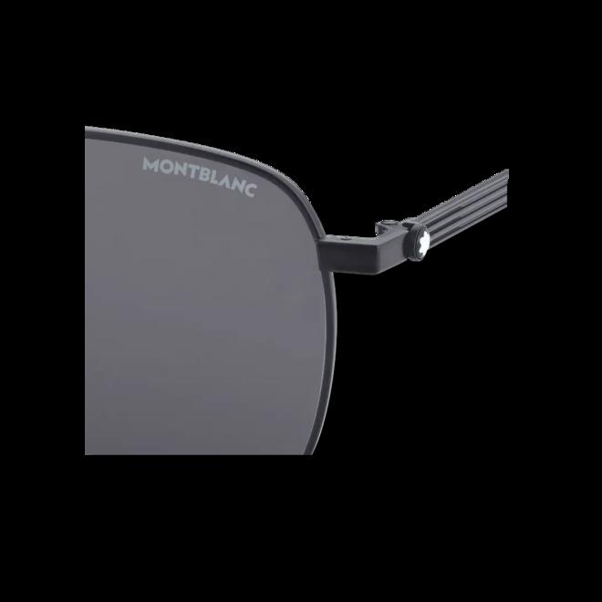 Sonnenbrille Montblanc aus Edelstahl bei Brogle