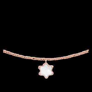 Montblanc Halskette mit Anhänger Souvenir d'Etoile 115282