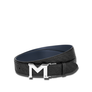 Montblanc Gürtel Wendegürtel mit M-Schließe 128787