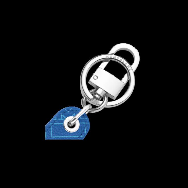 Schlüsselanhänger Montblanc 4810 M_Gram Schlüsselring aus Rindsleder bei Brogle