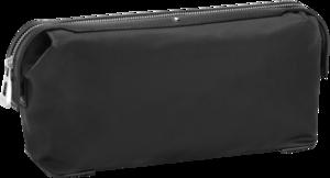 Reisetasche Montblanc Blue Spirit aus Kalbsleder und Nylon