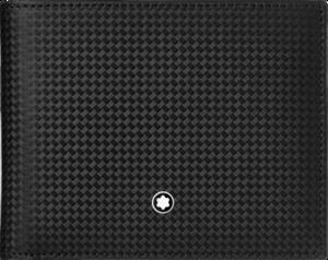 Geldbeutel Montblanc Extreme 2.0 6 cc aus Kalbsleder