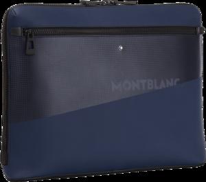 Arbeitstasche Montblanc Extreme 2.0 Laptop-Tasche aus Kalbsleder und Textil