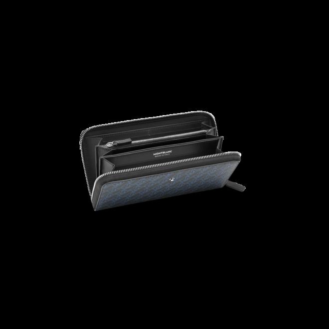 Geldbeutel Montblanc M_Gram 4810 12 cc mit umlaufendem Reißverschluss bei Brogle