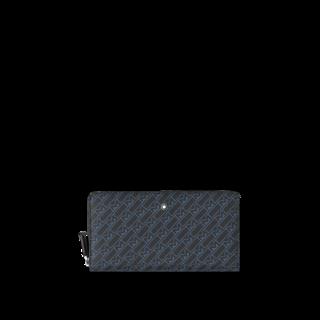 Montblanc Geldbeutel M_Gram 4810 12 cc mit umlaufendem Reißverschluss 127441