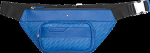 Reisetasche Montblanc M_Gram 4810 Gürteltasche aus Rindsleder