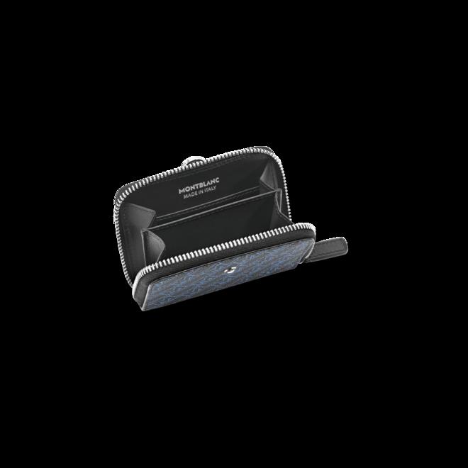 Geldbeutel Montblanc Montblanc M_Gram 4810 Münzbörse mit Reißverschluss aus Rindsleder bei Brogle