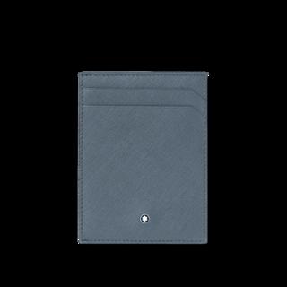 Montblanc Kreditkartenetui Sartorial 4 cc mit Ausweisfach 124187