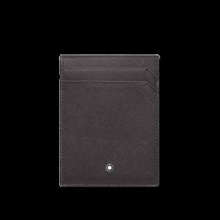 Montblanc Kreditkartenetui Sartorial 4 cc mit Ausweisfach 128595
