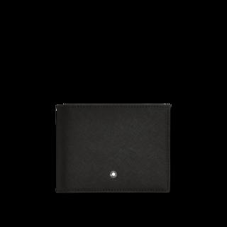 Montblanc Geldbeutel Sartorial 4 cc mit Geldclip 113221