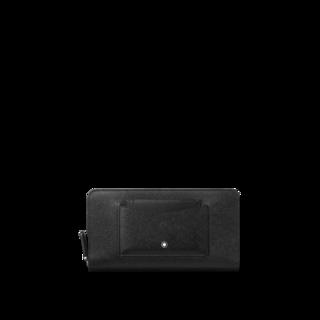 Montblanc Geldbeutel Sartorial Brieftasche 12 cc mit umlaufendem Reißverschluss 128664