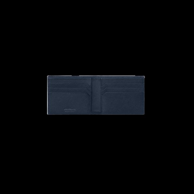 Geldbeutel Montblanc Sartorial Brieftasche 6 cc aus Kalbsleder bei Brogle