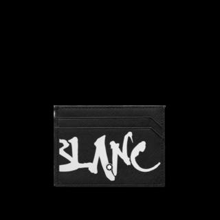 Montblanc Etui für Visitenkarten Sartorial Calligraphy Etui 5 cc 124141